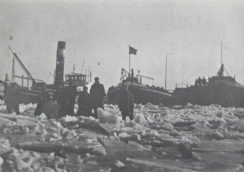 VISSEN -- (012) Sleep in het ijs