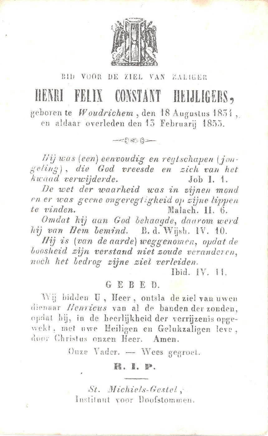 BIDP-013b 1834-Henri Felix Constant Heijligers
