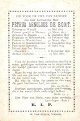 BIDP-014b 1803-Petrus Arnoldus de Bont