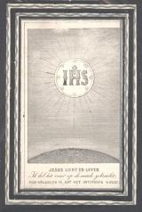BIDP-016a 1801-Bernardinus Joannes van Miert