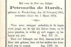BIDP-001b Petronella de Hardt