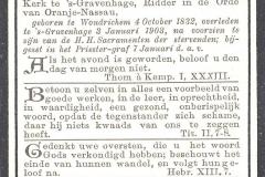 BIDP-009b Joannes Theodorus Augustinus Heijligers