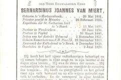 BIDP-017b Bernardinus Joannes van Miert