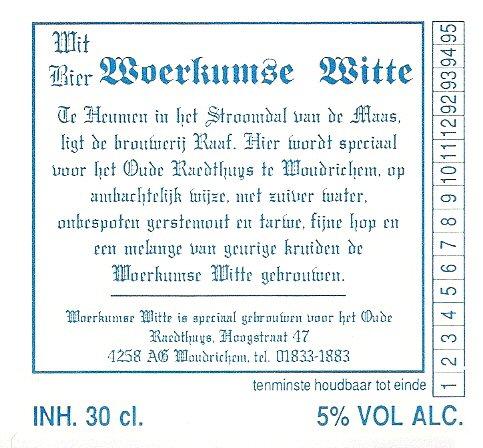 ETIK-015b Woerkumse Witte