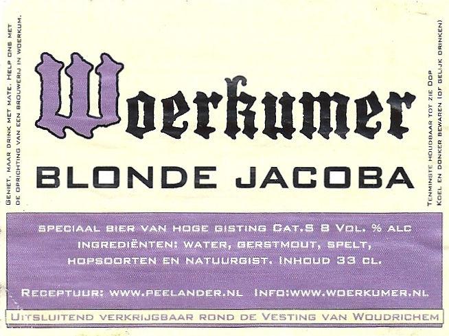 ETIK-016 Blonde Jacoba