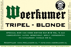 ETIK-001 Tripel Blonde