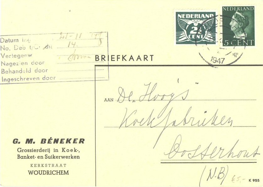 BRIE-002 G.M. Béneker