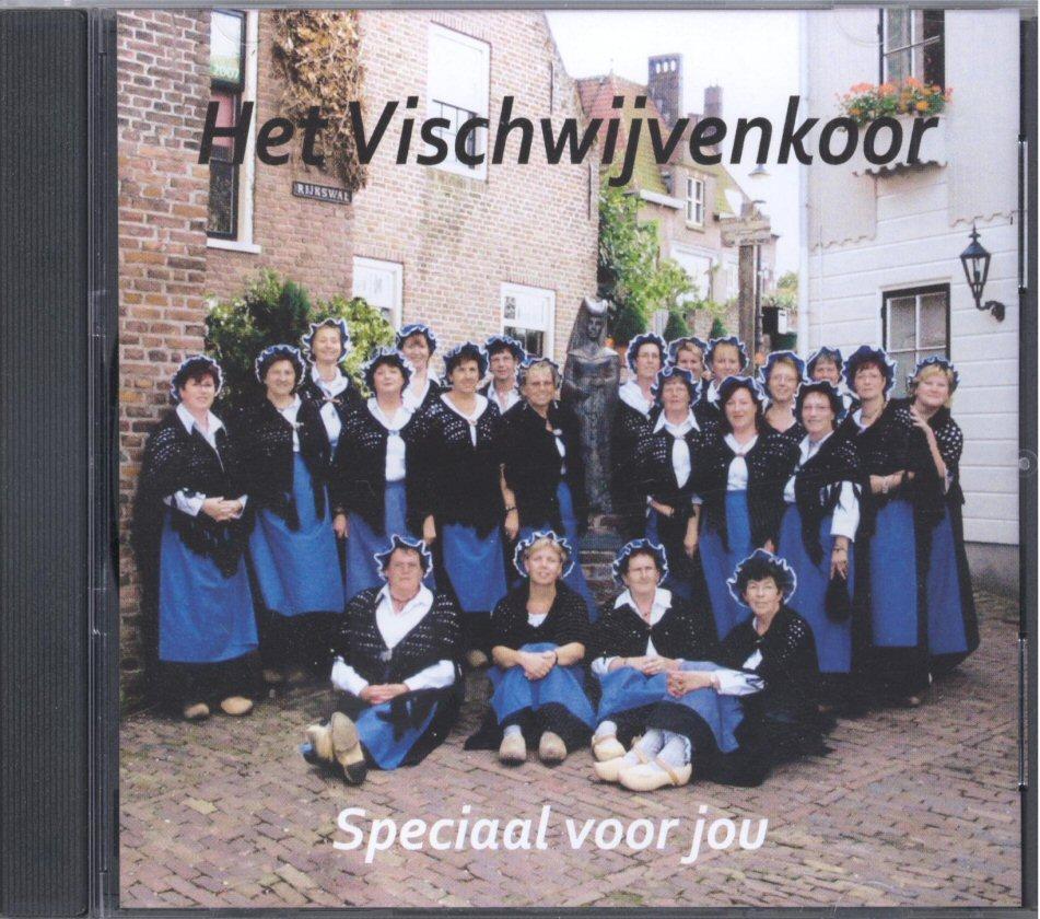 CD-001 Het Vischwijvenkoor Speciaal voor jou