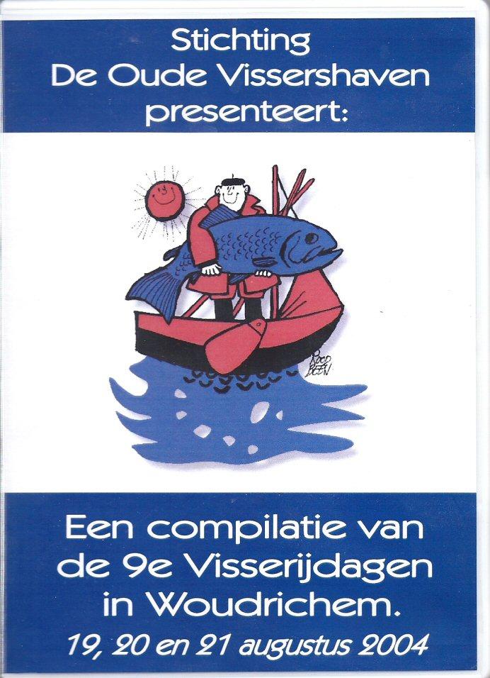 DVD-004 compilatie van de 9e visserijdagen 2004