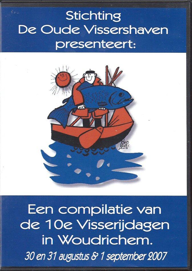 DVD-005 compilatie van de 10e visserijdagen 2007