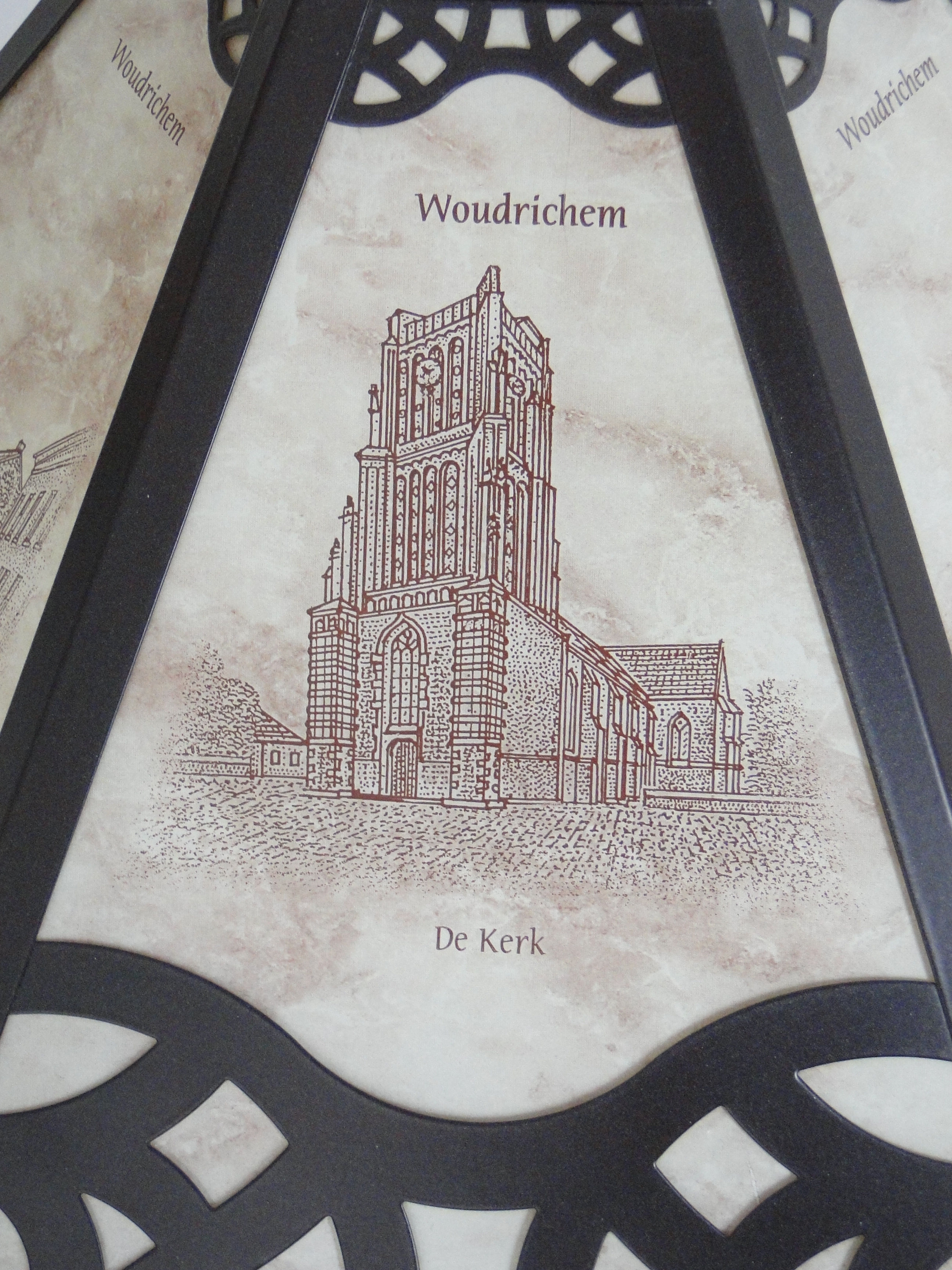 DIVERSEN - Schemerlamp c - de Kerk