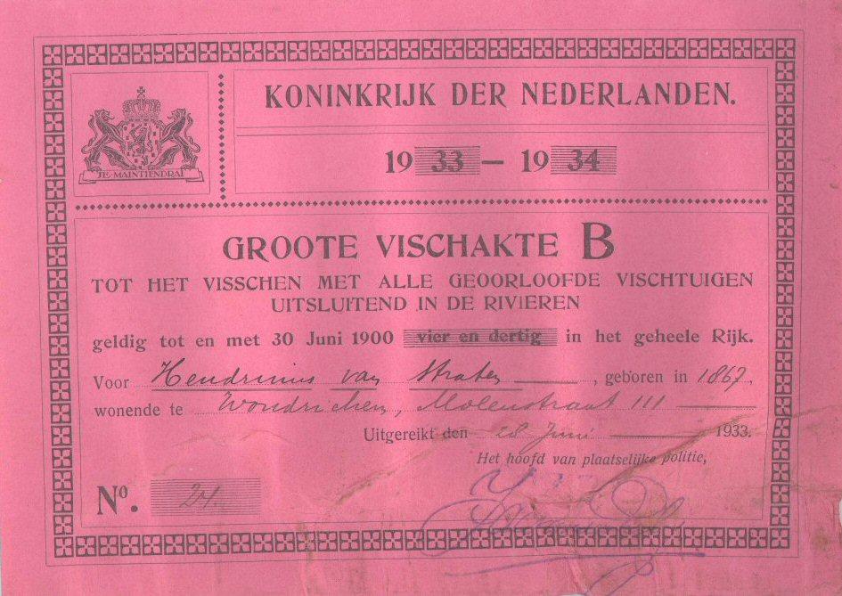 Visakte 1933-1934 a
