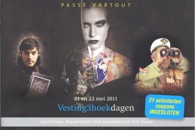 Vesting3hoekdagen 2011 - passe partout