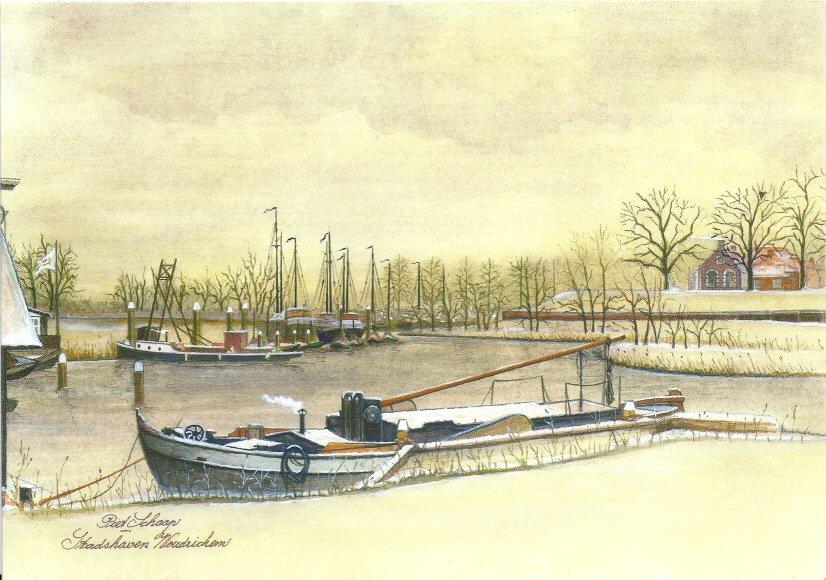 036 KAAR-046 Stadshaven Woudrichem