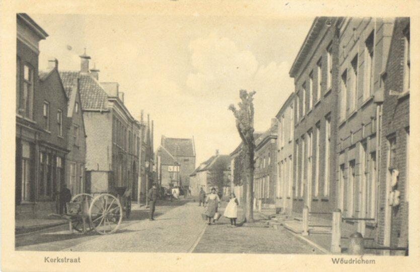 STRAAT -- Kerkstraat (005)