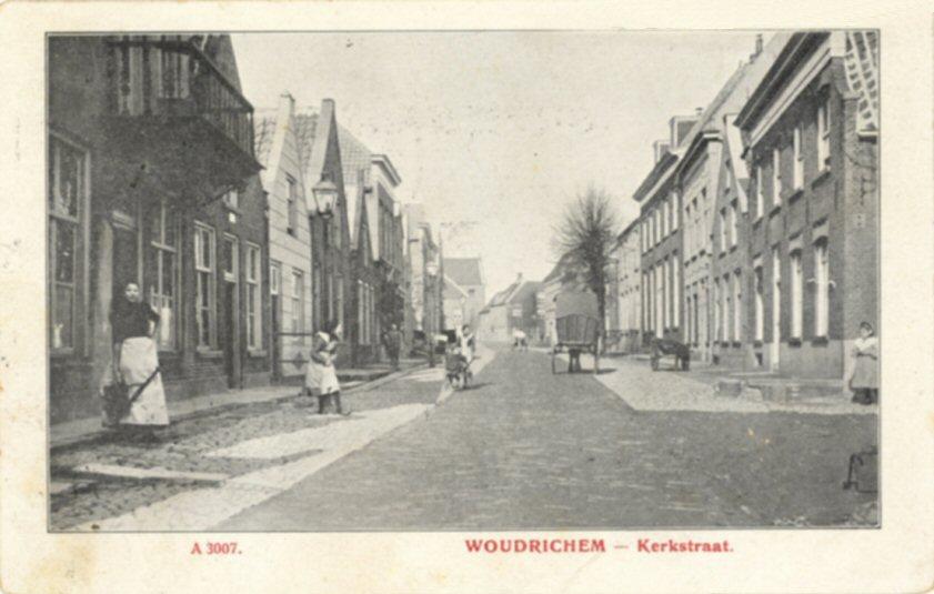 STRAAT -- Kerkstraat (006)