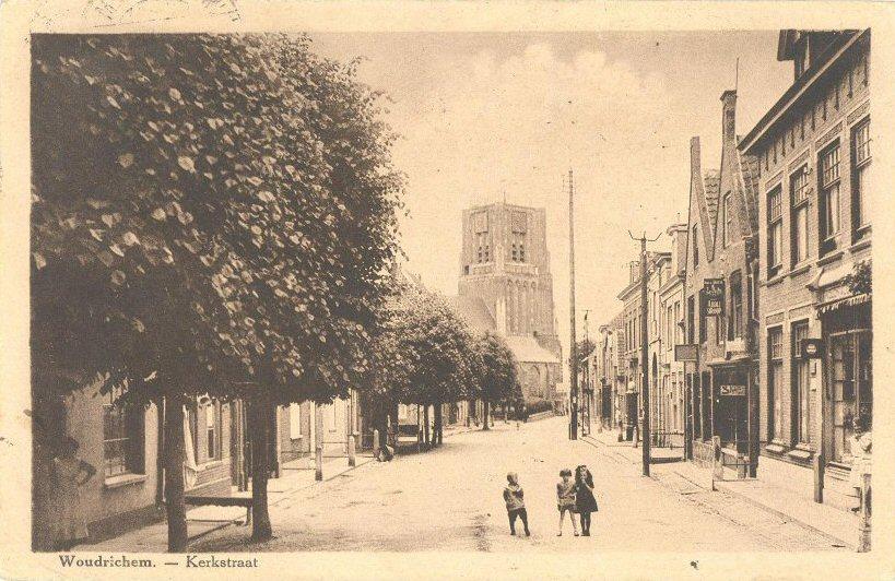 STRAAT -- Kerkstraat (009)