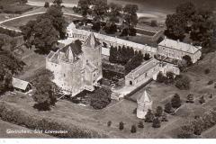 01-Gorinchem-Slot-Loevestein-ca1960