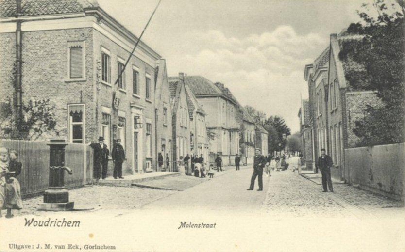 STRAAT -- Molenstraat (004)