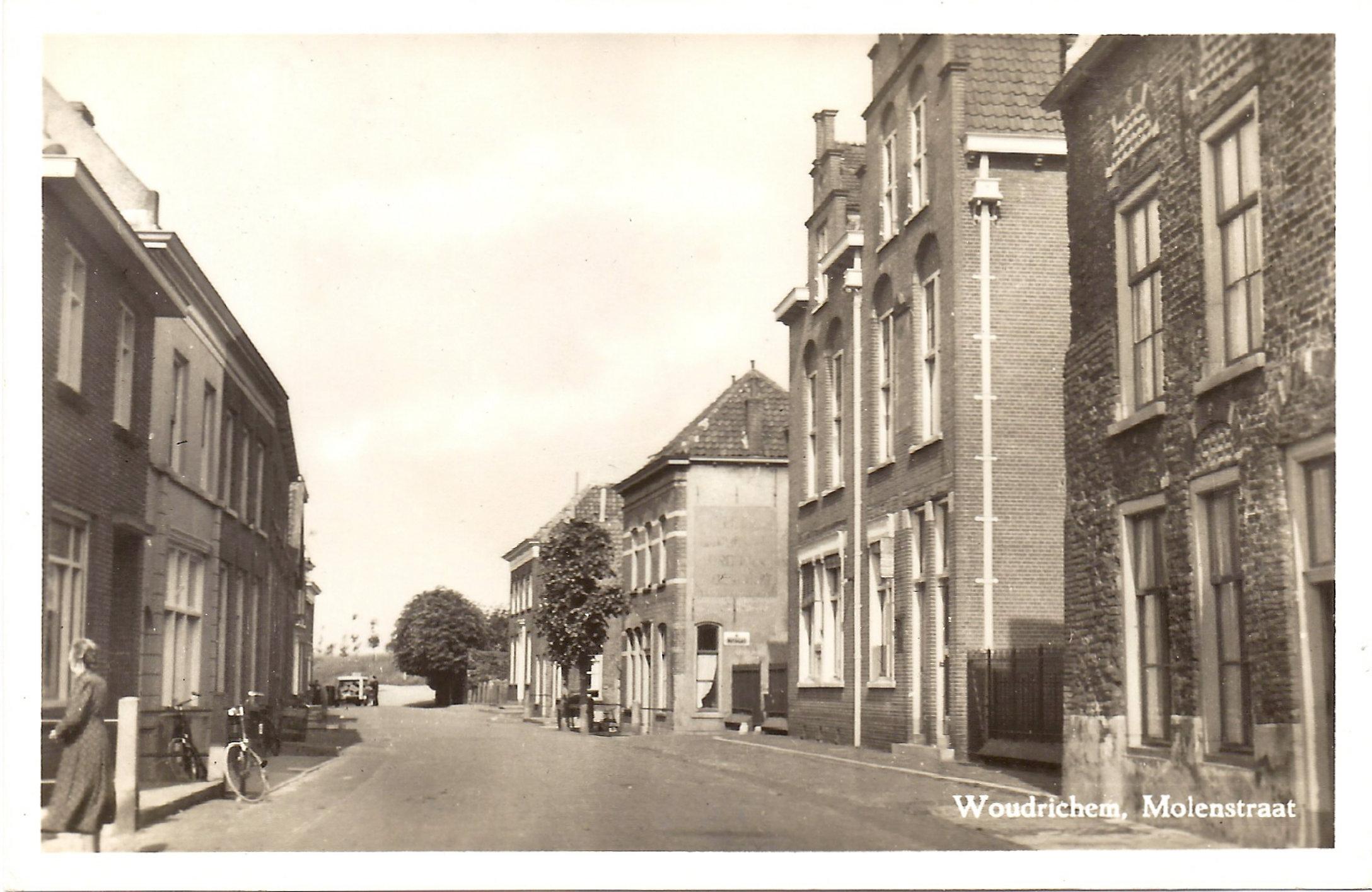 STRAAT -- Molenstraat (015)