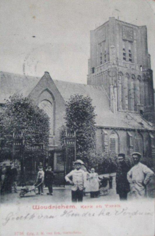 003 KERK -- (009) Kerk en Toren