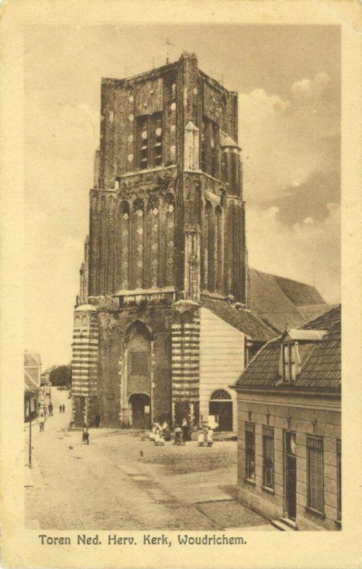 005 KERK -- (018) Toren Ned. Herv. Kerk