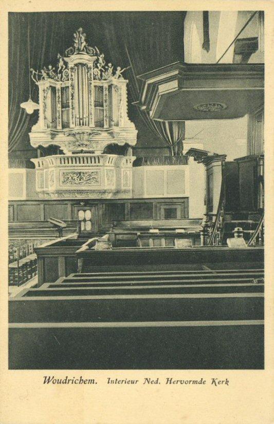 046 KERK -- (017) Interieur Ned.Herv. Kerk
