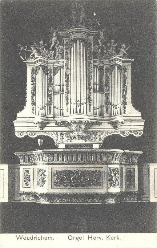 048 KERK -- (063) Orgel Herv Kerk