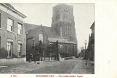 018 KERK -- (006) Woudrichem - Protestantsche Kerk