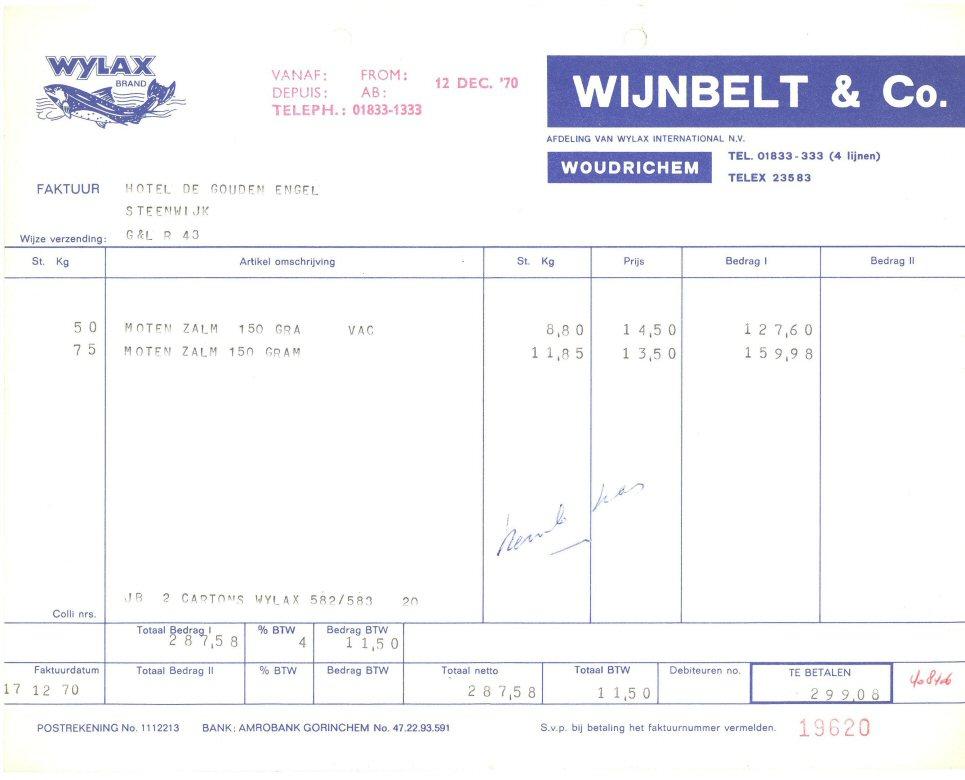 005 REKE-002 Wylax 1970