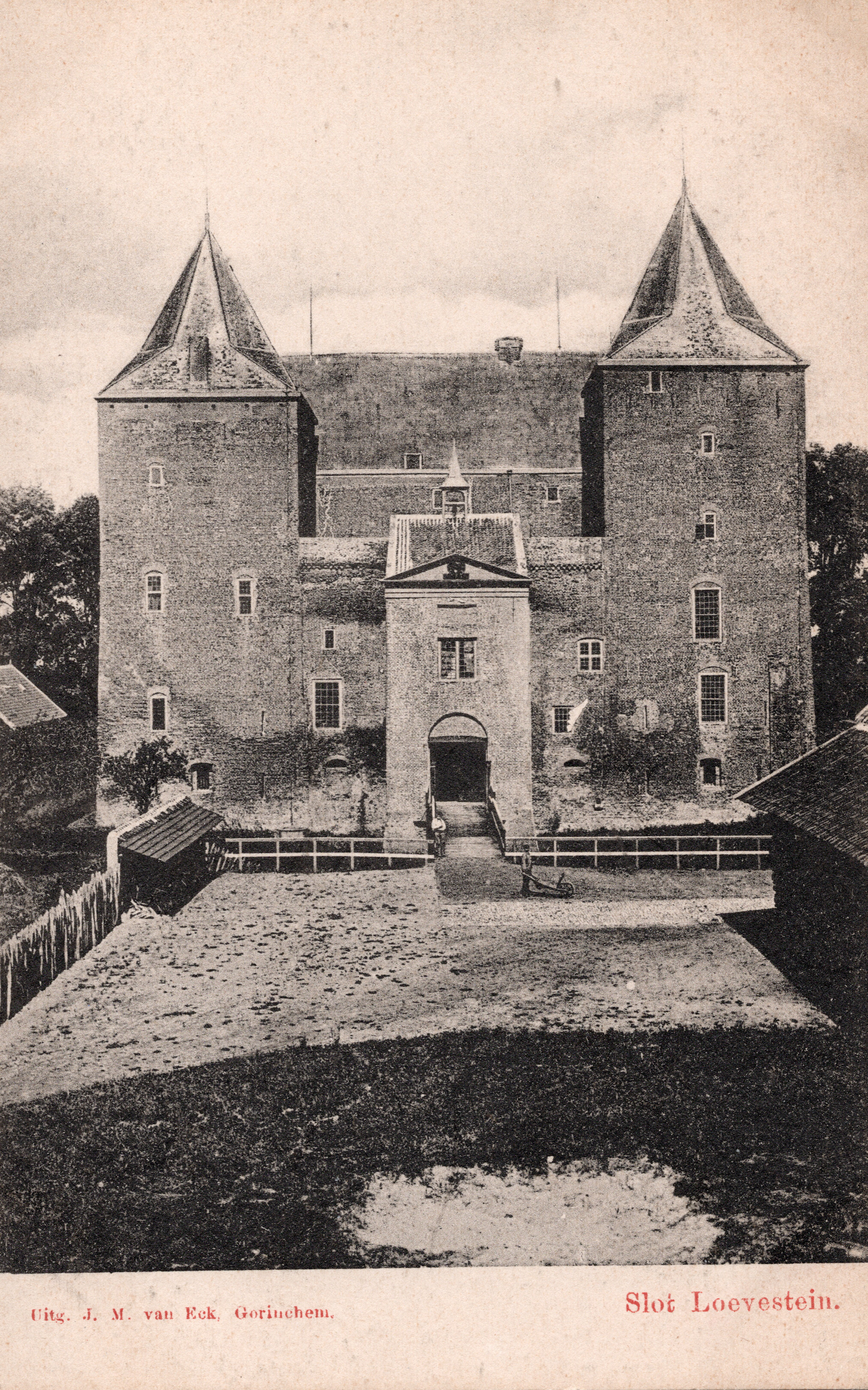 A4-Slot-Loevestein-ca-1905