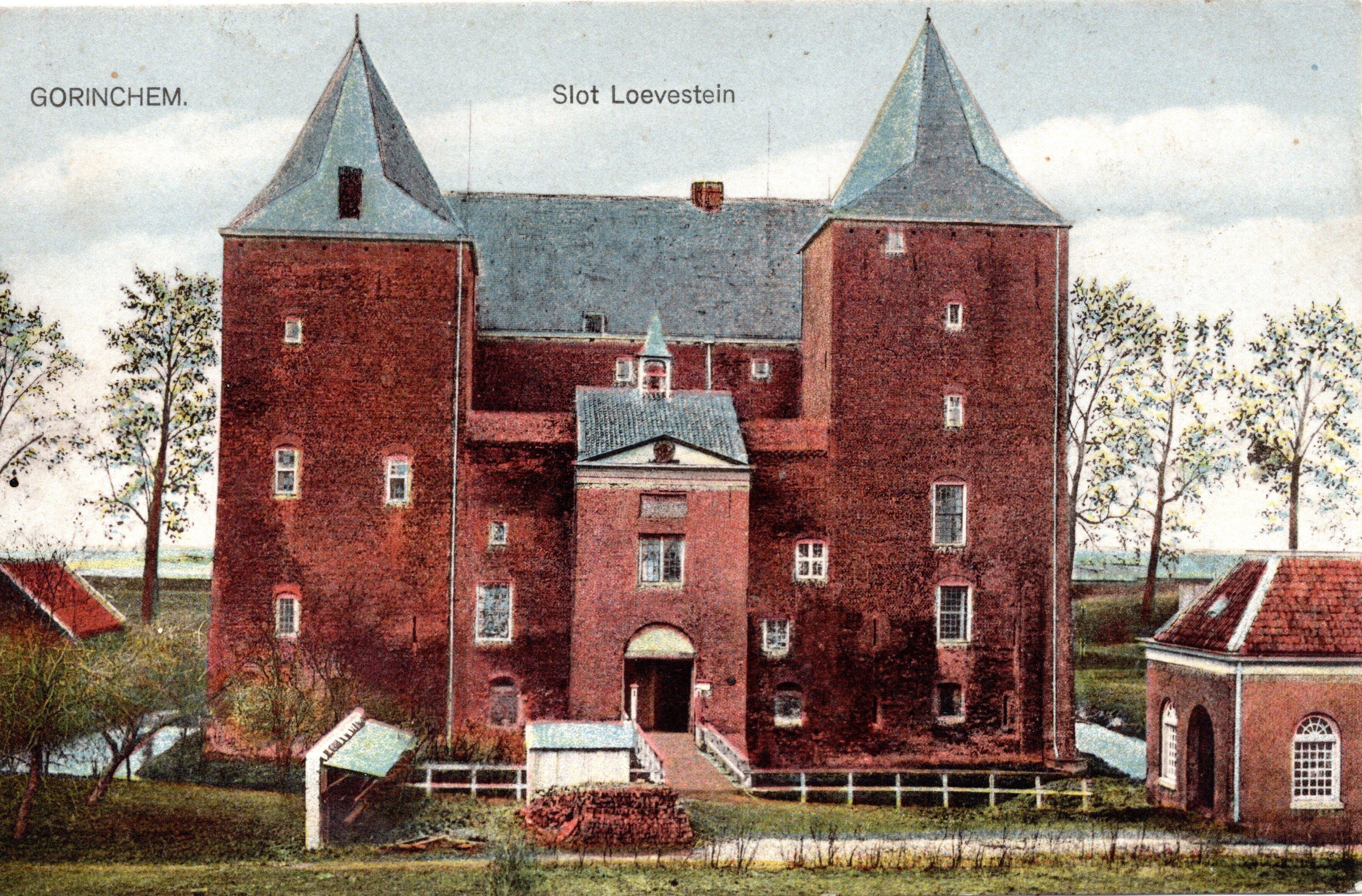 B21-Gorinchem-Slot-Loevestein-1933