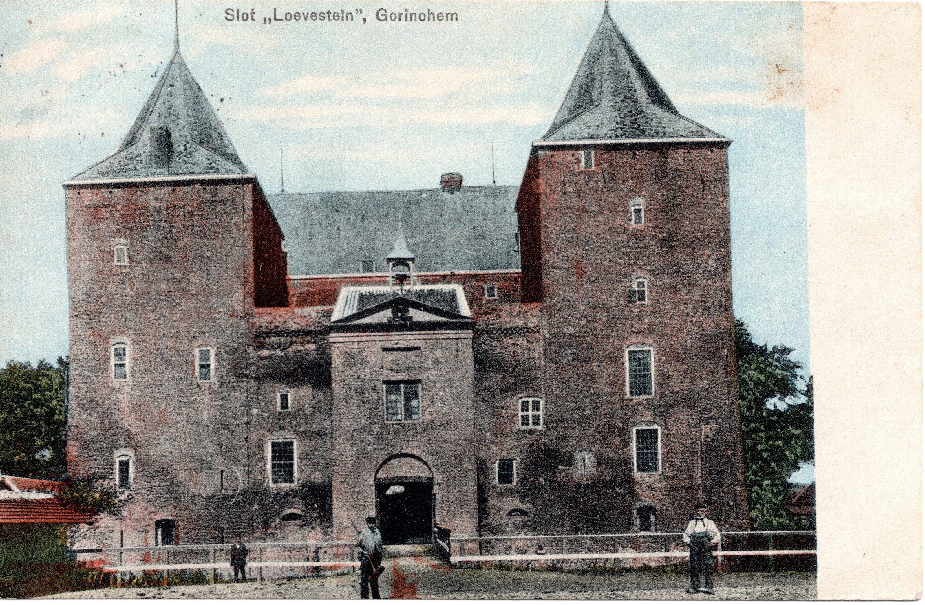 B43-Slot-Loevestein-Gorinchem-1929