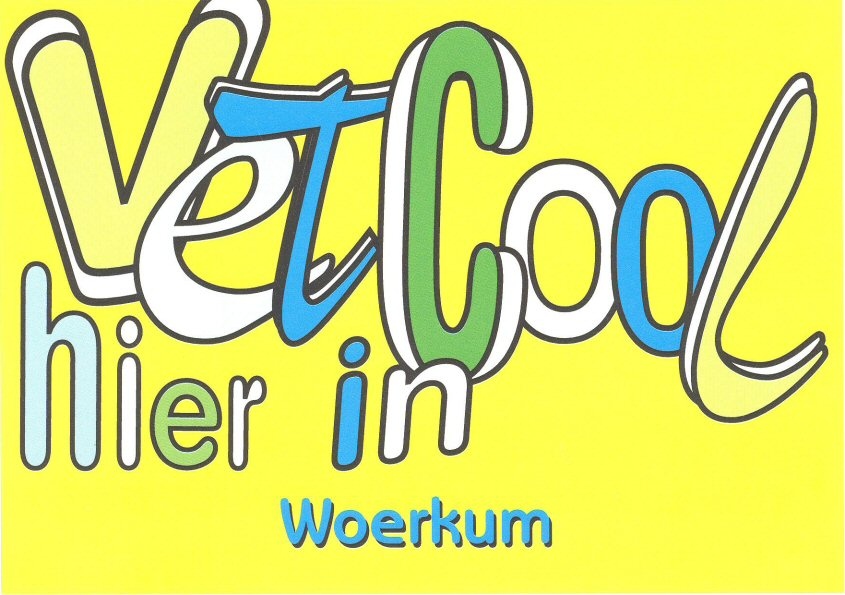 020 WOERKUM - vet cool hier in