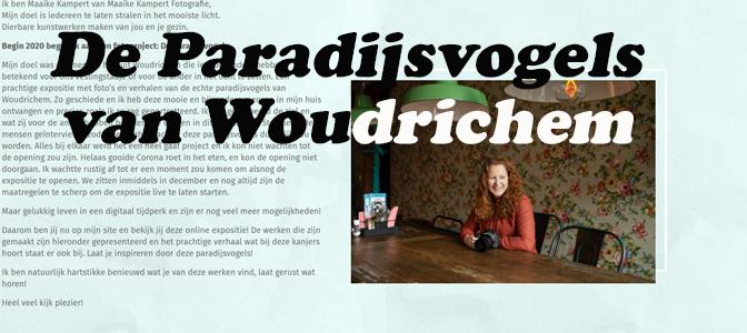 De Paradijsvogels van Woudrichem
